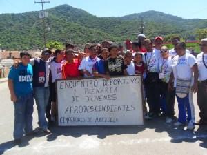 Juventud Afrodescendiente de Puerto Cabello