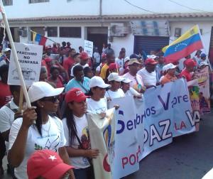 Marcha por la paz 4
