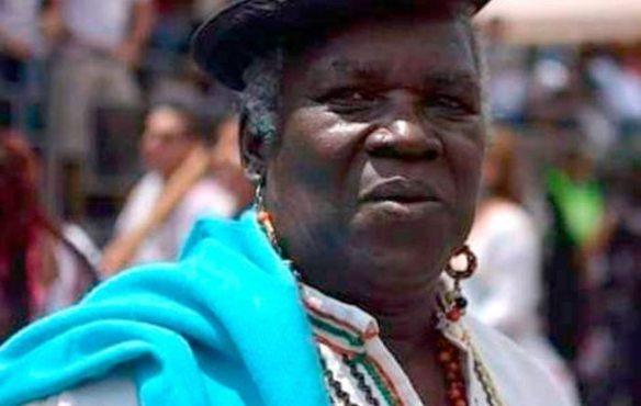 Falleció-Martina-Barra-defensora-de-Derechos-de-Afrodescendientes